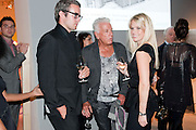 ADAM O'RIORDAN; NICKY HASLAM; ALICE EVE; , Maggie's autumn fundraiser in aid of the Cancer charity. .  Phillips de Pury & Company, 9 Howick Place, London <br /> www.maggiescentres.org. 27 September 2010. <br /> <br /> -DO NOT ARCHIVE-© Copyright Photograph by Dafydd Jones. 248 Clapham Rd. London SW9 0PZ. Tel 0207 820 0771. www.dafjones.com.