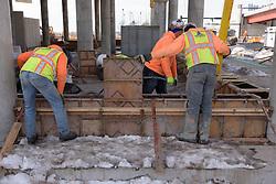Boathouse at Canal Dock Phase II | State Project #92-570/92-674 Construction Progress Photo Documentation No. 08 on 21 February 2017. Image No. 19