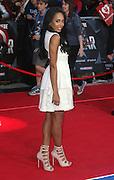 April 26, 2016 - Jade Ewan attending 'Captain America: Civil War' European Film Premiere at Vue Westfield in London, UK.<br /> ©Exclusivepix Media