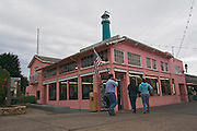 Monterey harbour California USA