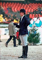 Carton Ann, BEL<br /> Jumping Mechelen 1998<br /> © Hippo Foto - Dirk Caremans<br /> 03/12/2020