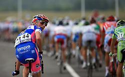 Lubos Pelanek of Czech republic (Lampre) during 1st stage of the 15th Tour de Slovenie from Ljubljana to Postojna (161 km) , on June 11,2008, Slovenia. (Photo by Vid Ponikvar / Sportal Images)/ Sportida)