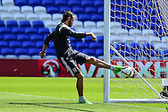 Gareth Bale of Wales in action during the Wales football team training at the Cardiff city Stadium Cardiff, South Wales on Thursday 11th June 2015. The Wales team are preparing for tomorrow's Euro 2016 qualifying match against Belgium.<br /> pic by Andrew Orchard, Andrew Orchard sports photography.