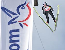 18.03.2010, Triglav, Planica, SLO, FIS SKI Flying World Championships 2010, Qualifikation, im Bild MALYSZ Adam ( POL, #66 ), EXPA Pictures © 2010, PhotoCredit: EXPA/ J. Groder / SPORTIDA PHOTO AGENCY
