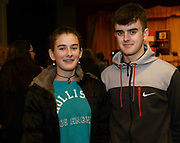 24/02/2018 Ciara and Gordon O'Connor at a public meeting to discuss the future plans for a School of Music for Galway city, organised by Maoin Cheoil na Gaillimhe at Presentation NS. Photo:Andrew Downes, XPOSURE .   Photo:Andrew Downes, XPOSURE .