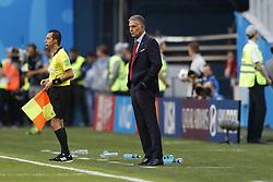 (l-r) coach Carlos Queiroz of IR Iran