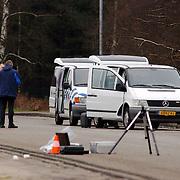 Lijk gevonden A27 parkeerplaats de Bosberg