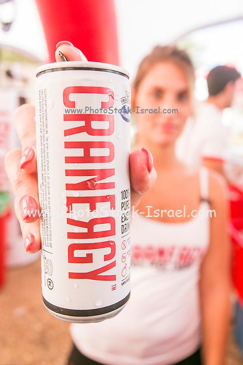 Cranergy - Cranberry energy juice
