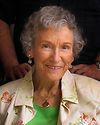 Beth Page at age 95