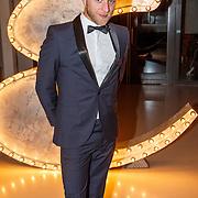 NLD/Amsterdam/20151119 - Esquire Best Geklede man 2015, genomineerde en presentator Jan Versteegh
