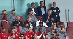 July 29, 2017 - London, United Kingdom - Arsenal manager Arsene Wenger .during Emirates Cup match between RB Leipzig against Sevilla  at Emirates Stadium on 29 July 2017  (Credit Image: © Kieran Galvin/NurPhoto via ZUMA Press)