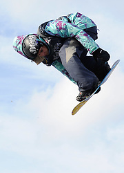 29.10.2011, Battersea Power Station, London GBR, FIS Snowboard Worldcup, Relentless Freeze Festival, im Bild FIS World Cup 2012 Heat 2, Victor DE LE RUE of FRA // during FIS Snowboard Worldcup at Relentless Freeze Festival in London, United Kingdom on 29/10/2011. EXPA Pictures © 2011, PhotoCredit: EXPA/ TNT Sports/ Nick Tapsell +++++ ATTENTION - OUT OF ENGLAND/GBR +++++