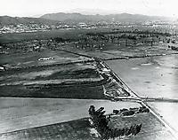 1920 Chaplin Airdrome & DeMille Field #2 at Wilshire & Fairfax Blvds.