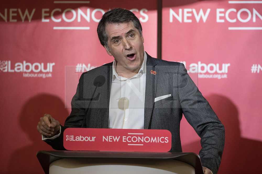 © Licensed to London News Pictures . 04/02/2017 . Liverpool, UK . STEVE ROTHERHAM speaks . Labour Party leader Jeremy Corbyn and Shadow Chancellor John McDonnell launch the party's first regional economic conference at the Devonshire House Hotel . Photo credit : Joel Goodman/LNP