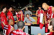 DESCRIZIONE : Bologna Campionato Lega2 2012-2013  BiancoBlu' Virtus Bologna Giorgio Tesi Group Pistoia<br /> GIOCATORE : Coach Paolo Moretti <br /> CATEGORIA : Coach TimeOut<br /> SQUADRA : Giorgio Tesi Group Pistoia<br /> EVENTO : Campionato Lega2 2012-2013  <br /> GARA : BiancoBlu' Virtus Bologna Giorgio Tesi Group Pistoia<br /> DATA : 28/10/2012<br /> SPORT : Pallacanestro<br /> AUTORE : Agenzia Ciamillo-Castoria/A.Giberti<br /> GALLERIA : Lega2 Basket 2012-2013<br /> FOTONOTIZIA : Bologna Campionato Lega2 2012-2013 BiancoBlu' Virtus Bologna Giorgio Tesi Group Pistoia<br /> PREDEFINITA :