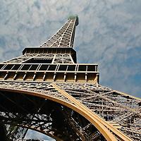 Le Tour Eiffel, Eiffel Tower Paris France