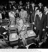 Ivana Trump photographed during the Fashion Group couture show. Plaza Hotel. New York. 5 September 1990.  ( She was in the middle of her divorce from Donald Trump ). film 90670f4<br />© Copyright Photograph by Dafydd Jones<br />66 Stockwell Park Rd. London SW9 0DA<br />Tel 0171 733 0108
