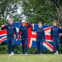 Olympic Equestrian Team Announcement - Tokyo 2020 - BEF Images