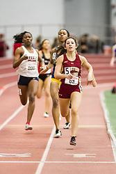 400, Boston College, 83, Boston University John Terrier Invitational Indoor Track and Field