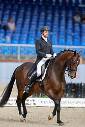 Vandenberghe Thibault, BEL, Santiago Song<br /> European Championship Dressage - Hagen 2021<br /> © Hippo Foto - Dirk Caremans<br /> 07/09/2021