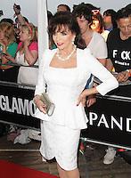 Joan Collins, Glamour Women of the Year Awards, Berkeley Square Gardens, London UK, 04 June 2013, (Photo by Richard Goldschmidt)