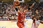 DESCRIZIONE : Pistoia Lega serie A 2013/14 Giorgio Tesi Group Pistoia Victoria Libertas Pesaro<br /> GIOCATORE : Pecile Andrea <br /> CATEGORIA : tiro sottomano<br /> SQUADRA : Victoria Libertas Pesaro <br /> EVENTO : Campionato Lega Serie A 2013-2014<br /> GARA : Giorgio Tesi Group Pistoia Victoria Libertas Pesaro<br /> DATA : 24/11/2013<br /> SPORT : Pallacanestro<br /> AUTORE : Agenzia Ciamillo-Castoria/GiulioCiamillo<br /> Galleria : Lega Seria A 2013-2014<br /> Fotonotizia : Pistoia Lega serie A 2013/14 Giorgio Tesi Group Pistoia Victoria Libertas Pesaro<br /> Predefinita :