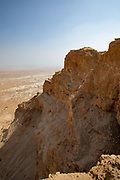 The Northern Palace at Masada national park, Israel