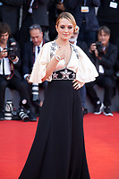 Carolina Crescentini  at the First Man Premiere, Opening Ceremony and Lifetime Achievement Award To Vanessa Redgrave at the 75th Venice Film Festival, Sala Grande on Wednesday 29th August 2018, Venice Lido, Italy.