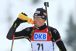 Vladimir Iliev (BUL) at Men 20 km Individual at E.ON Ruhrgas IBU World Cup Biathlon in Hochfilzen (replacement Pokljuka), on December 18, 2008, in Hochfilzen, Austria. (Photo by Vid Ponikvar / Sportida)