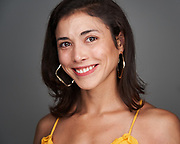 Katrina D. poses for a headshot at SOSKIphoto in Hayward, California, on October 16, 2020. (Stan Olszewski/SOSKIphoto)