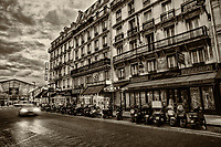Rue de Saint-Quentin (near Le Gare du Nord)