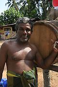 Toddy, alchoholic drink, Sri Lanka