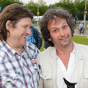 NLD/Amsterdam/20120813 - Premiere Sensations van Circus Herman Renz, Rob Muntz en Paul van der Wind