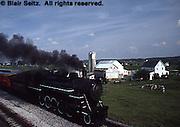 Strasburg Railroad, Strasburg, PA