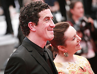Robbie Ryan, at Jimmy's Hall gala screening red carpet at the 67th Cannes Film Festival France. Thursday 22nd May 2014 in Cannes Film Festival, France.