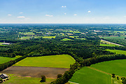 Nederland, Gelderland, Achterhoek, 29-05-2019; landschap van de Achterhoek ten oosten Doetinchem.<br /> Landscape of the Achterhoek east of Doetinchem.<br /> <br /> luchtfoto (toeslag op standard tarieven);<br /> aerial photo (additional fee required);<br /> copyright foto/photo Siebe Swart