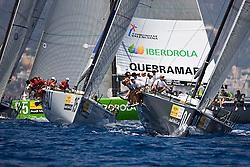 08_010406  © Sander van der Borch. Porto Portals, Mallorca,  July 22th 2008. AUDI MEDCUP in Porto Portals  (21/26 July 2008). Race 1,2 and 3.
