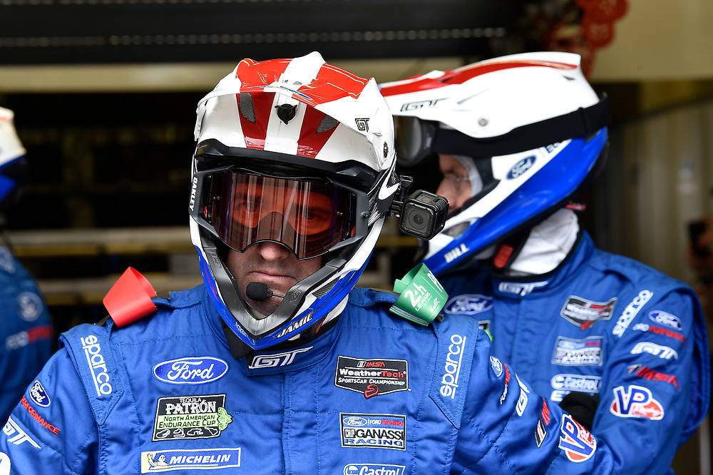 #69 Ford Chip Ganassi Racing Ford GT: Ryan Briscoe, Richard Westbrook, Scott Dixon<br /> Saturday 16 June 2018<br /> 24 Hours of Le Mans<br /> 2018 24 Hours of Le Mans<br /> Circuit de la Sarthe WI FR<br /> World Copyright: Scott R LePage