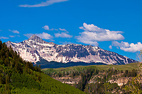 Mount Wilson, Lizard Head Wilderness, San Juan Mountains (range of the Rocky Mountains), near Telluride, Colorado USA