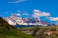 Mount Wilson, Lizard Head Wilderness, San Juan Mountains (range of the Rocky Mountains), near Telluride, Colorado USA