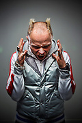 Keith Flint from the Prodigy Keith Flint - Image copyright of James Cheadle<br /> www.jamescheadle.com