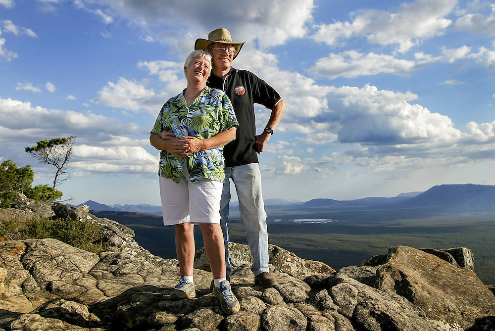 csz040227.001.001.jpg  Retirees Suzanne Tregellis and David Dickson travelling Australia, in the Grampians  Pic By Craig Sillitoe SPECIAL RETIRED This photograph can be used for non commercial uses with attribution. Credit: Craig Sillitoe Photography / http://www.csillitoe.com<br /> <br /> It is protected under the Creative Commons Attribution-NonCommercial-ShareAlike 4.0 International License. To view a copy of this license, visit http://creativecommons.org/licenses/by-nc-sa/4.0/.
