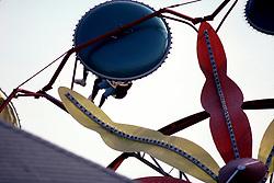 D. Ross Cameron 8/86<br /> <br /> Parachute ride, Funland amusement park, Rehoboth Beach, Del.