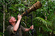 "Photographer Staffan Widstrand, Raja Ampat, Western Papua, Indonesian controlled New Guinea, on then Science et Images ""Expedition Papua, in the footsteps of Wallace"", by Iris Foundation"