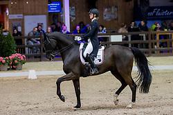 Lindner Ann-Kathrin, GER, Sunfire 16<br /> CDI Lier 2020<br /> © Hippo Foto - Dirk Caremans<br />  28/02/2020