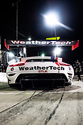 January 21-24, 2021. IMSA Weathertech Series. ROAR before Daytona. #79 WeatherTech Racing, Porsche 911 RSR-19 GTLM, Cooper MacNeil, Gianmaria Bruni, Richard Lietz, Kevin Estre