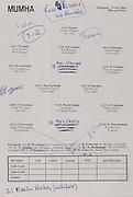 Interprovincial Railway Cup Football Cup Final, 17.03.1977, 03.17.1977, 17th March 1977, referee S Murray,  Connacht 1-09, Munster 1-14, .Interprovincial Railway Cup Hurling Cup Final,  17.03.1976, 03.17.1976, 17th March 1976, referee G Kirwan, Munster 1-13, Leinster 2-17,