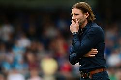 Wycombe Wanderers manager Gareth Ainsworth - Mandatory by-line: Dougie Allward/JMP - 21/04/2018 - FOOTBALL - Adam's Park - High Wycombe, England - Wycombe Wanderers v Accrington Stanley - Sky Bet League Two