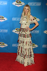 Chandra Johnson attending the 2016 NASCAR Sprint Cup Series Awards