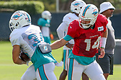 NFL-Miami Dolphins Training Camp-Aug 6, 2019